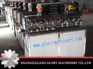 semi-automatic sachet juice packing machine