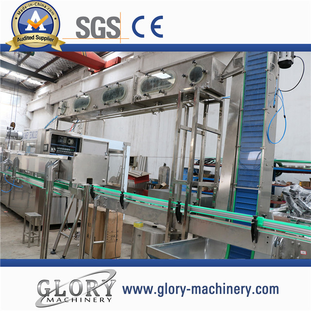15000bph Full Auto drinking bottled water filling machine