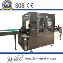 6000-12000bph Hot Melting Bopp Labeling Machine Linear Type