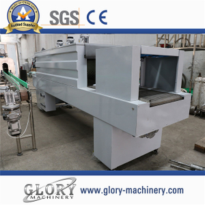 Automatic PE film shrinking wrapping machine/ packing machine