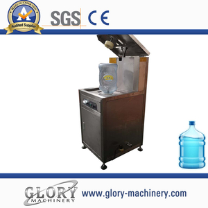 Semi Automatic High Pressure Washing Machine for 5gallon Bottles