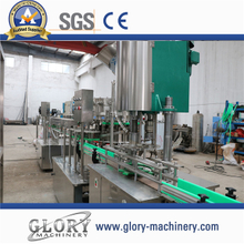 Automatic screw capping/sealing machine