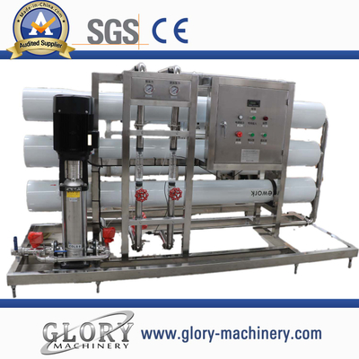 6000L/H pure water treatment system