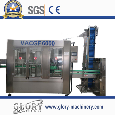 6000BPH full automaitc bottle water filling machine/machinery