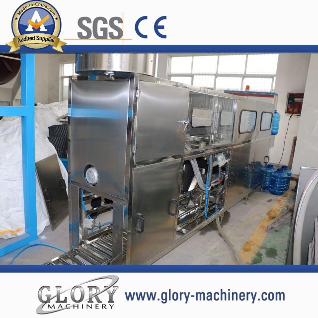 100-150BPH Automatic 5 gallon barrel water filling machine