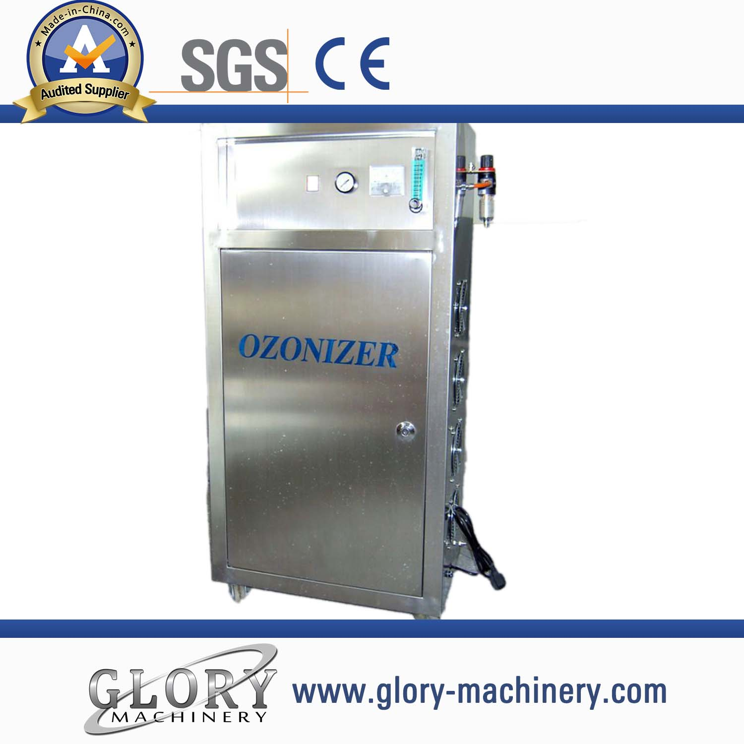 Ozone Generator for Water Treatment System