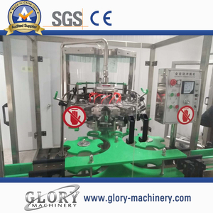 Automatic glass bottle washing /rinsing machine