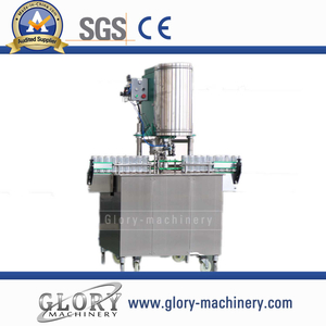 aluminum cans sealing machine