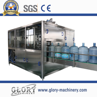 5Gallon bottle high pressure washing machine/rinsing machine/cleaning machine