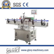 Automatic round bottle stick labeling machine