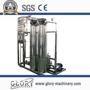 500L/H drinking water treatment equipment